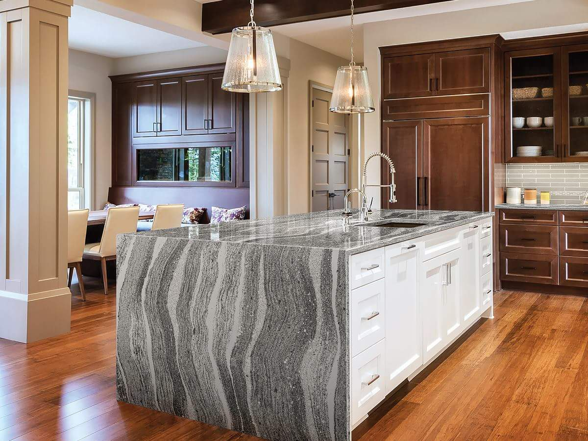 The Right Stone Kitchen Countertop Is Essential For An Attractive Custom  Kitchen. See Some Examples Of Our Work In Kitchen Designs And Remodels.